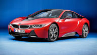 BMW i8 Protonic Red Edition (Genf 2016)