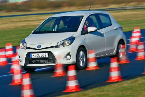 toyota yaris hybrid: 100.000-kilometer-dauertest - autobild.de