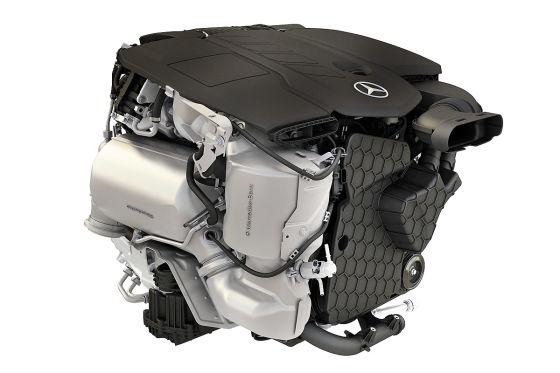 Neuer Voll-Alu-Diesel als Reihensechser
