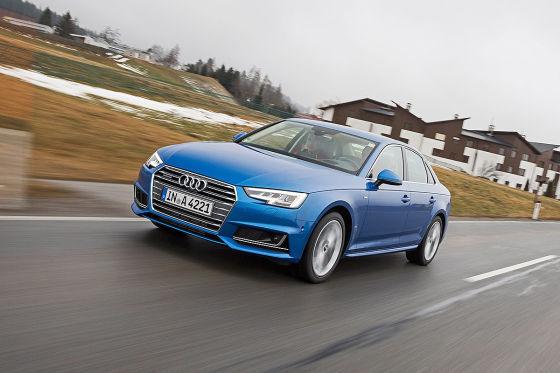 Audi A4 2.0 TFSI quattro ultra