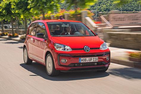 Vw Up Facelift 2016 Im Test Fahrbericht Preis Ps Autobildde