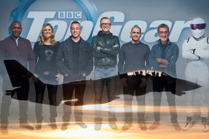 Top Gear trifft