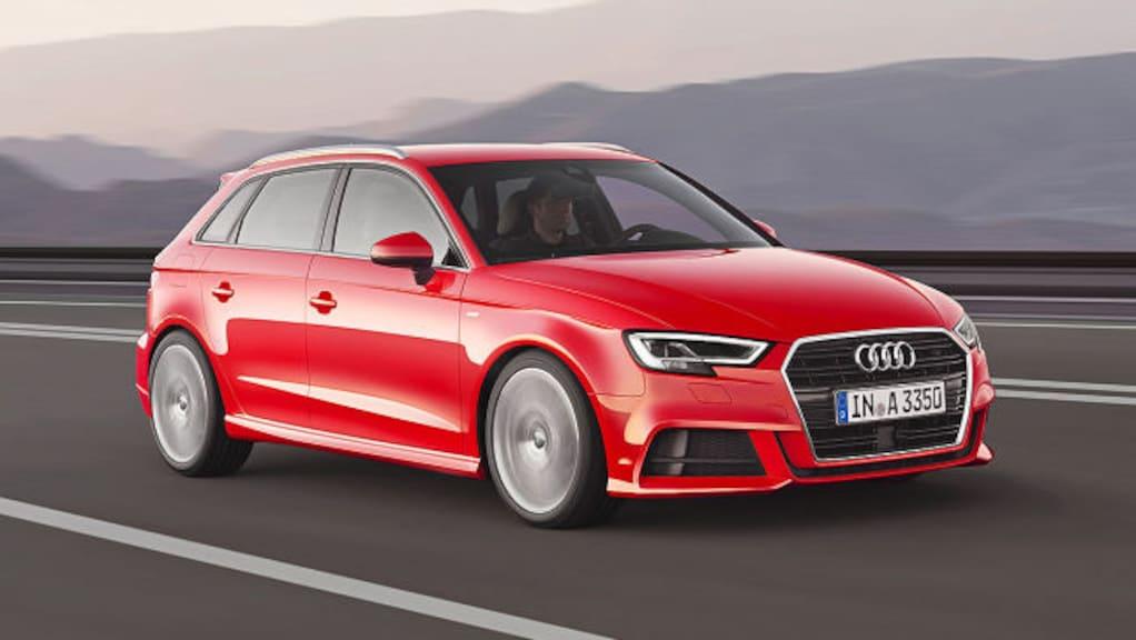 Technik-Boost für Audis Kompakten