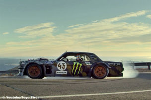Climbkhana by Ken Block