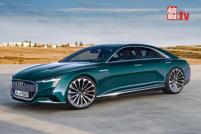 Video Audi A9 C E Tron 2020 Autobild De