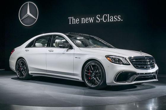 Das kann das S-Klasse Facelift