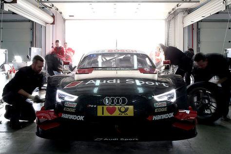 Am Donnerstag war ein BMW in Monteblanco der Schnellste