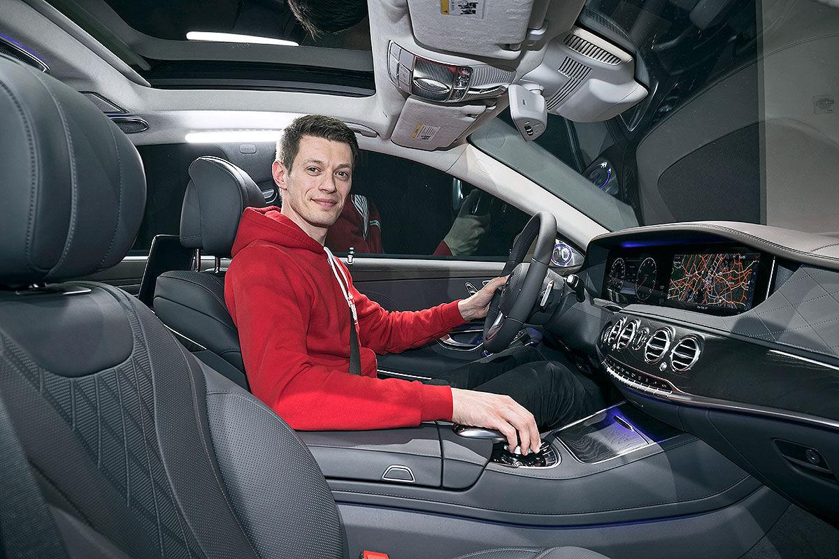 Mercedes S-Klasse Facelift (2017): Assistenten, Motoren, Preis