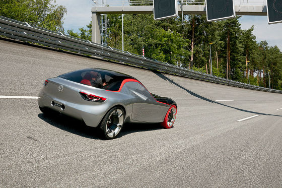 Fünf Dinge, die Sie über das Opel GT Concept wissen müssen
