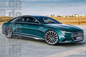 Audi plant Luxus-Stromer