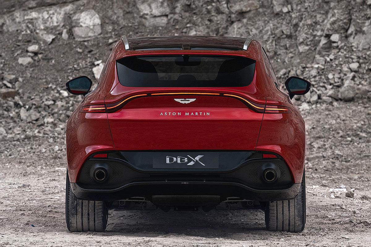 Aston Martin DBX / Varekai (2019): Vorschau