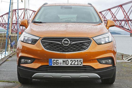 Opel Mokka X !!! SPERRFRIST  13. September 201600:01 Uhr !!!