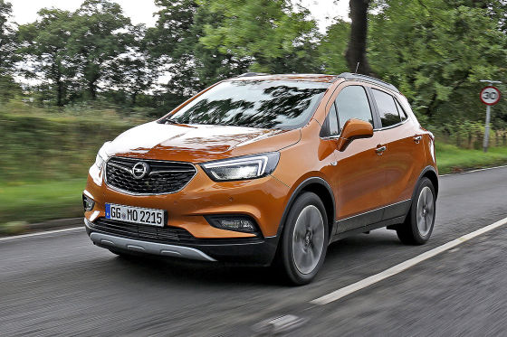 opel mokka x 2016 im test fahrbericht. Black Bedroom Furniture Sets. Home Design Ideas