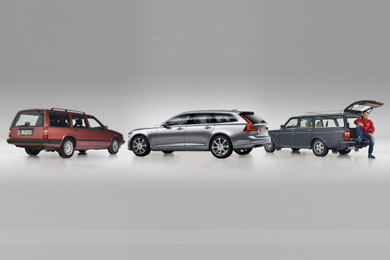Volvo 955, V90, 245