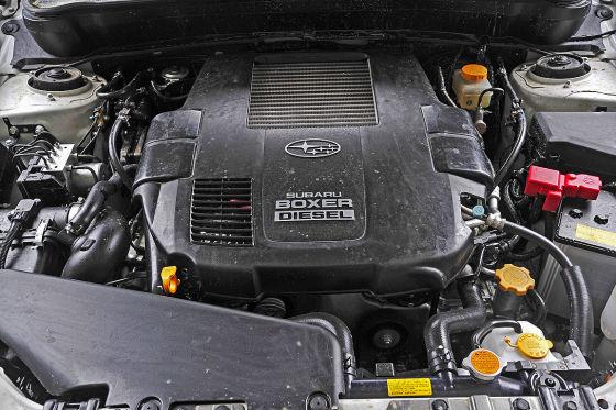 Subaru Forester III