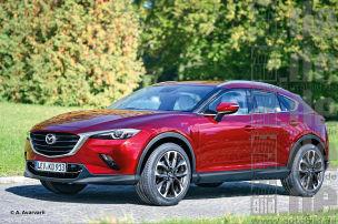 Auch Mazda baut ein SUV-Coupé