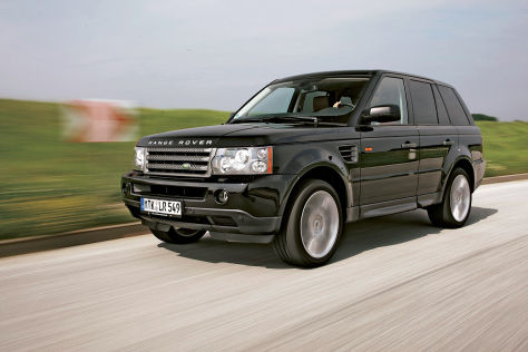 range rover sport 1 gebrauchtwagen test. Black Bedroom Furniture Sets. Home Design Ideas