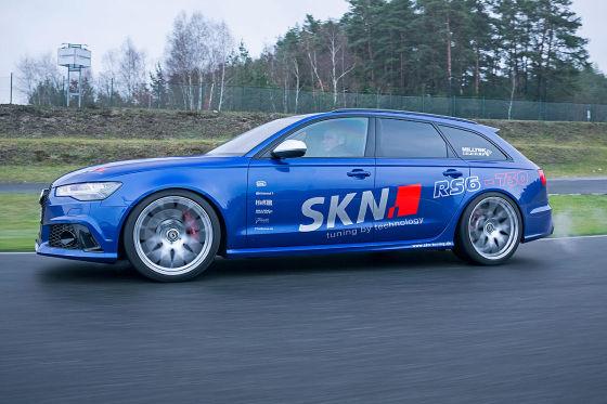 SKN Audi RS 6