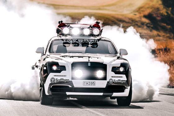 Rolls-Royce Wraith: Jon Olsson