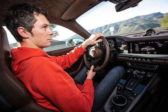 Erste Infos zum neuen Porsche 911