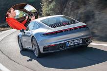 Porsche 911 (2019): Erlkönig