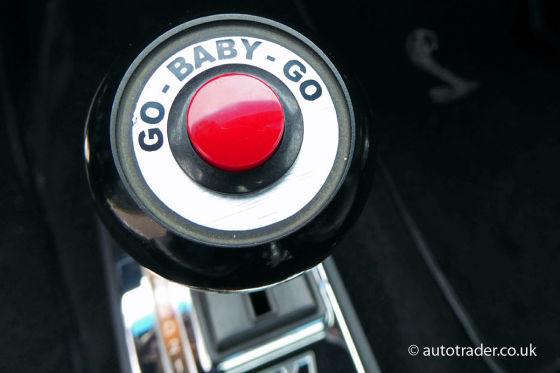 "Shelby Mustang GT 500 ""Eleanor"""