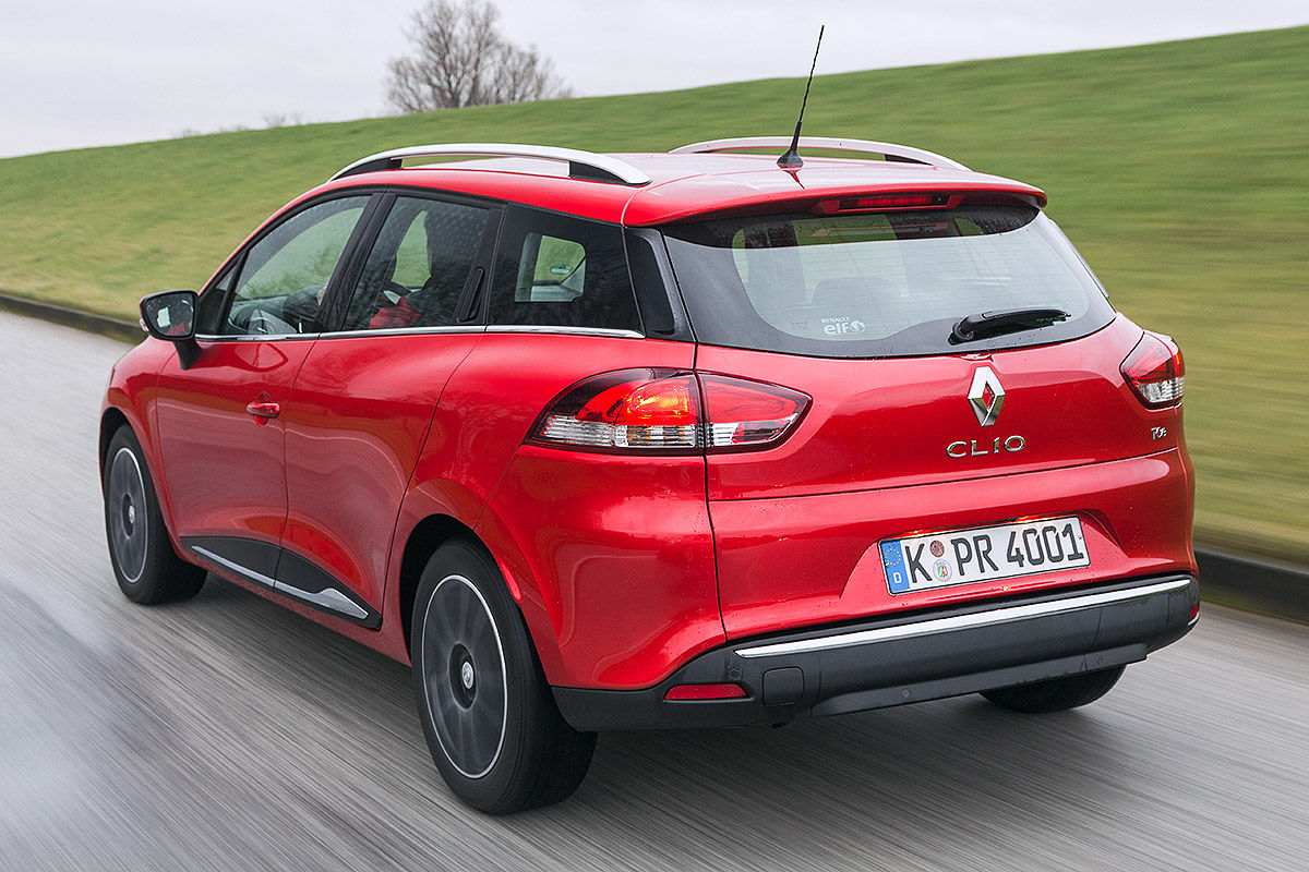 Renault Clio Grandtour TCe 90 Luxe
