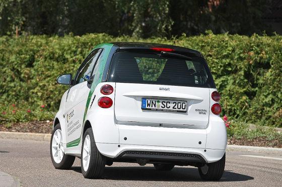 E-Autos: So machen's die anderen