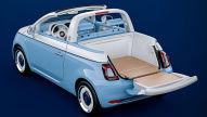 Krasse Retro-Umbauten: Fiat 500 Spiaggina