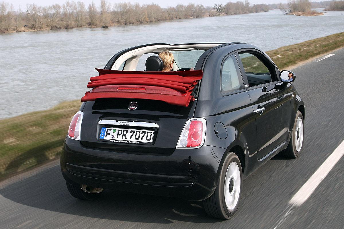 Cabrios Bis 25 000 Euro Bilder Autobild De