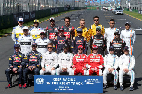 Formel 1 Offener Brief Der Fahrer Piloten Proben Den Aufstand