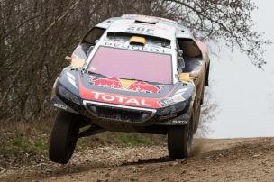 Flugstunde mit dem Dakar-Sieger