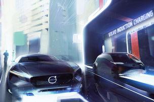 Volvos Angriff auf Tesla