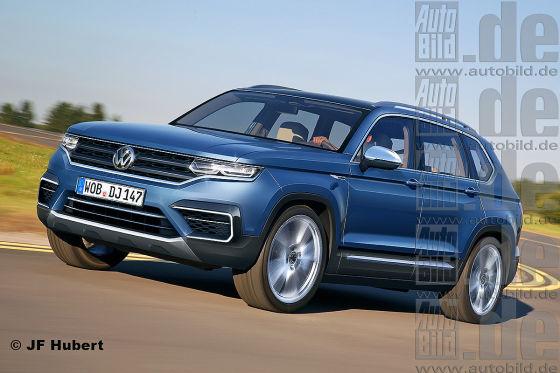 Welches SUV soll VW bauen?
