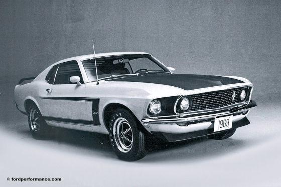Shinodas Ur-Mustang