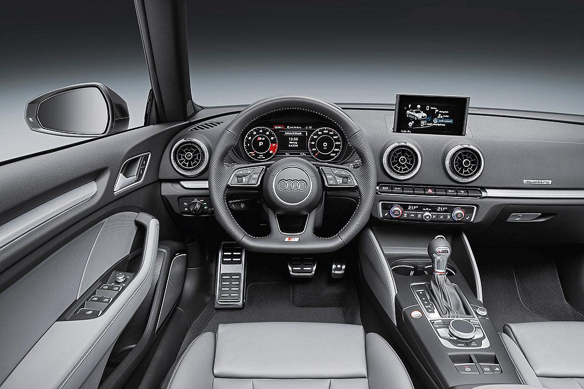 Audi A3 Cabrio Facelift  !!! SPERRFRIST 06. April 2016  00.00 Uhr !!!
