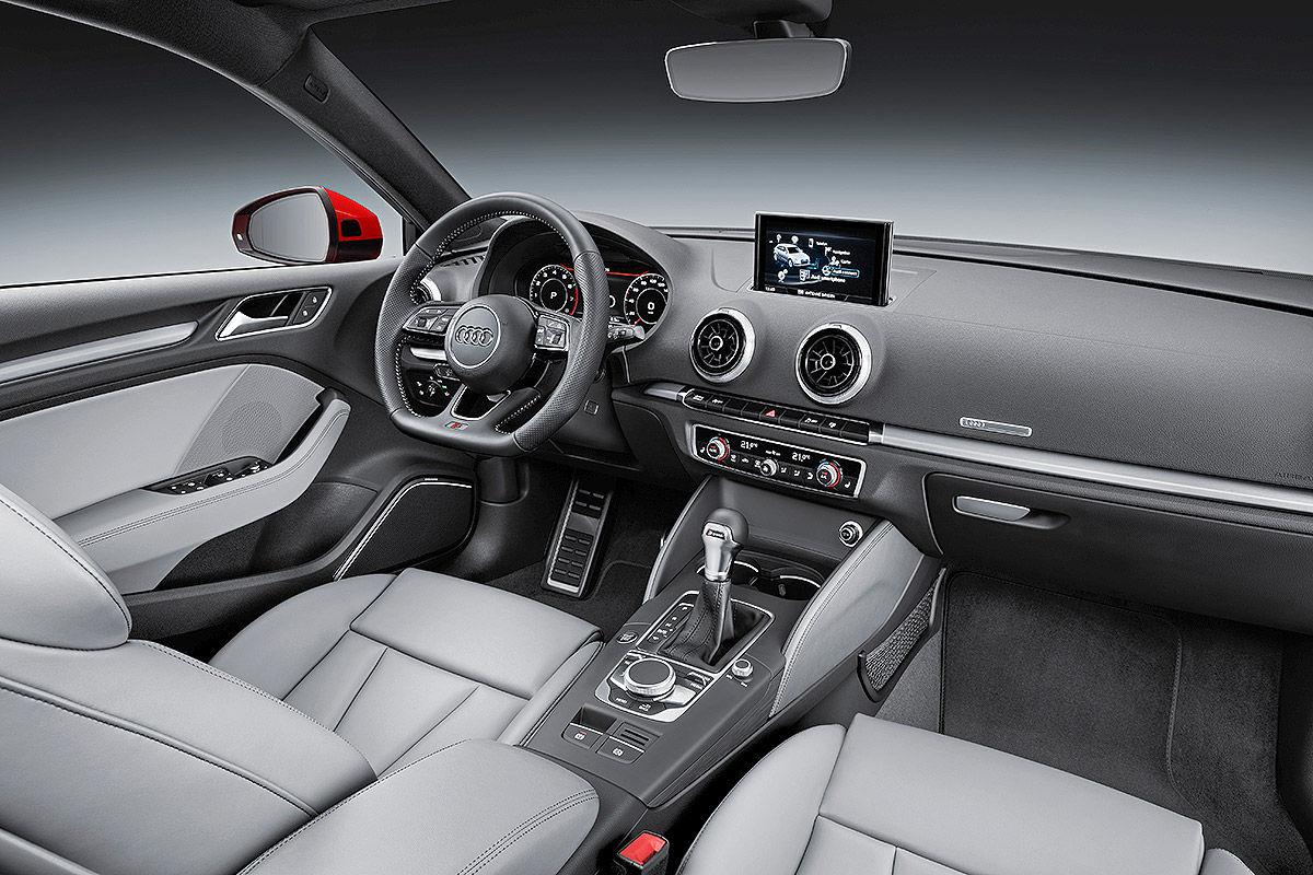 Audi A3 Sportback Facelift  !!! SPERRFRIST 06. April 2016  00.00 Uhr !!!