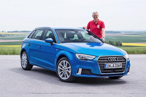 Audi A3 Facelift (8V) im Test: Fahrbericht, infos, Preis ...
