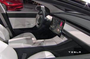 Geheimnis um das Model-3-Cockpit