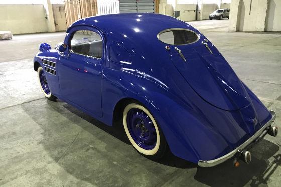 Skoda Popular Sport Aerodynamic (1934)