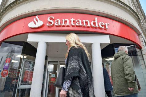 Die Santander Bank