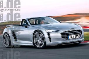 Jetzt kommt der Boxster von Audi