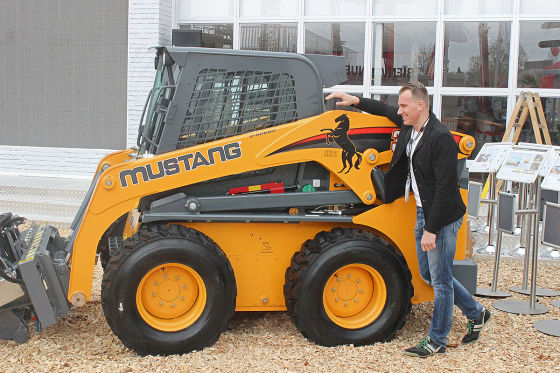 Die Highlights der Baumaschinen-Messe