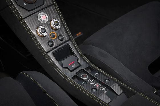 McLaren öffnet den 675LT