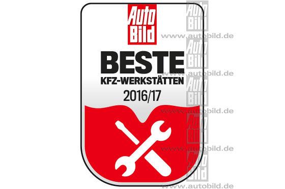 Deutschlands beste Werkstätten Logo