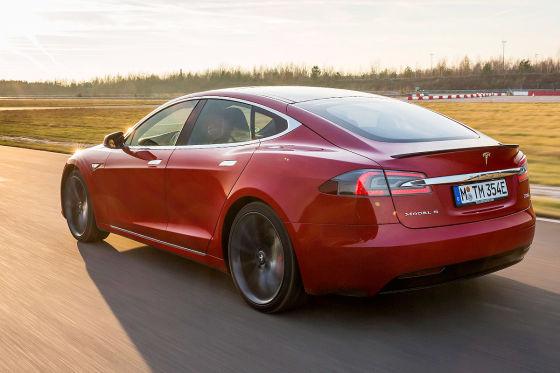 Facelift für das Model S