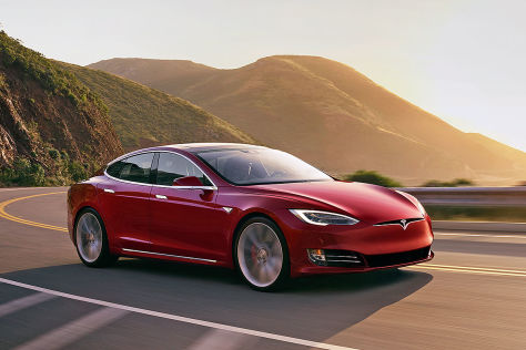 Tesla Model S Facelift 2017 Preis Reichweite Gebrauchtwagen