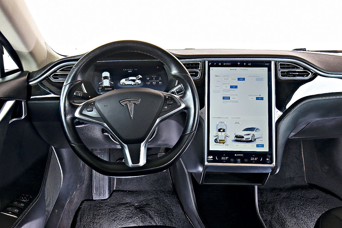 Tesla Model S Facelift (2019)