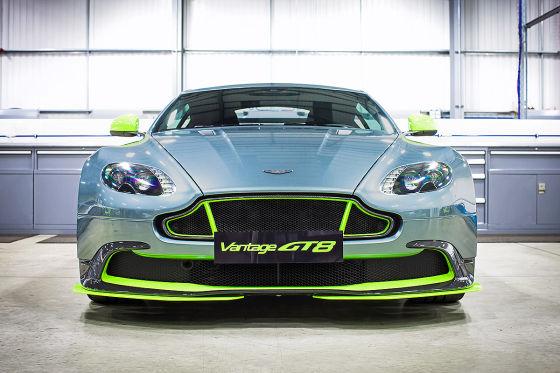 Leichtbau à la Aston Martin