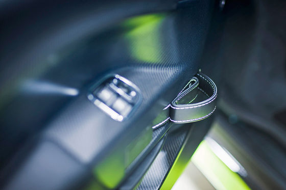 Leichtbau á la Aston Martin